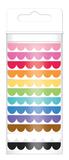 Doodlebug - Scallop Assortment Washi Tape_