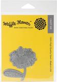 Waffle Flower Die: Magical Flower 1_
