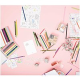 Paper Poetry by Rico Design papier blok: COLOURING ACTIVITY _