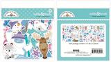 Doodlebug Design - Odds & Ends Winter Wonderland_