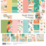Simple Stories - Collection Kit: Hey Crafty Girl_