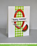 Lawn Fawn Die Cuts: Happy Summer_