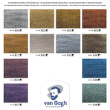 Van Gogh - Aquarelverf Pocket Box: Metallic & Interference colours_