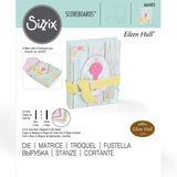 Sizzix • ScoreBoards Die Tiny Book_