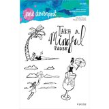 Jane Davenport - Clear Stamps: Mindful Pause_