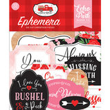 Echo Park - Ephemera: Cupid & Co._