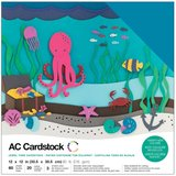 American Crafts - Cardstock Pack: Jewel_