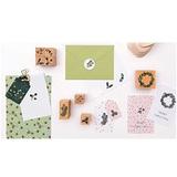 Paper Poetry by Rico Design Draadklemmen goud_