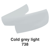 Ecoline Brushpen: Cold Grey Light 738_
