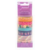 American Crafts - Journal Studio - Washi Tape Set: Colorful_