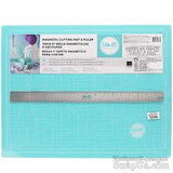 We R Memory Keepers scallopes magnetic cutting mat & ruler_