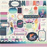 "Echo Park - 12""x12'' Collection Kit: Mermaid Dreams_"