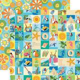 Carta Bella - Collection Kit: Summer Splash_