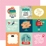 Carta Bella - Collection Kit: Pack Your Bags_