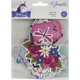 American Crafts - Shimelle - Ephemera Cardstock Die-Cuts: Head In The Clouds _