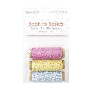 Dovecraft - Back to Basics - Over The Rainbow Twine