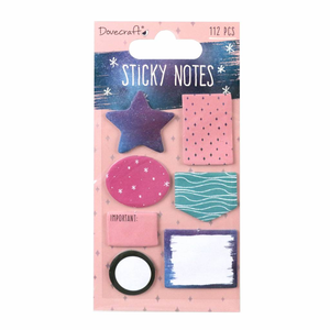 Dovecraft - Everyday Planner Time To Shine Sticky Notes