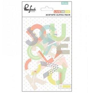 Pinkfresh - Acetate Alpha pack - LiveMore