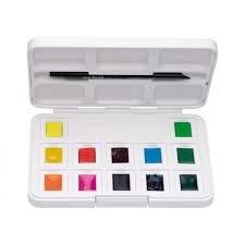 Van Gogh - Aquarelverf Pocketbox: Vibrant Colours