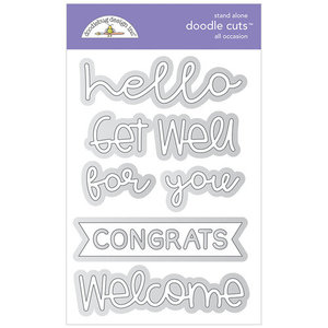 Doodlebug - Doodle Cuts: All Occasion