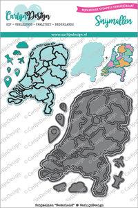 Carlijn design - Snijmallen - Nederland
