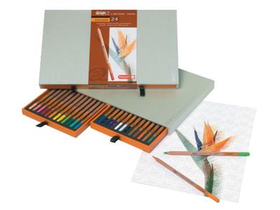 Bruynzeel Colour Box 24 Coloured pencils