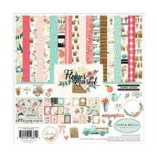 Carta Bella - Collection Kit: Flower Market