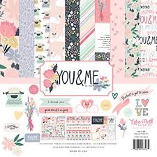 Carta Bella - Collection Kit: You & Me